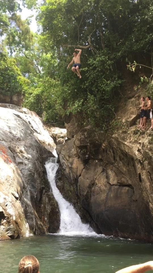Waterfall-Jordan's Jump