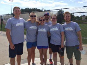 SUMMERLINK16 team in greensboro